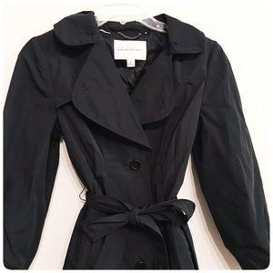 Banana Republic Jackets & Coats - Banana Republic black double breasted coat S
